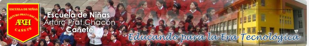 Escuela de Niñas Arturo Prat Chacón de Cañete